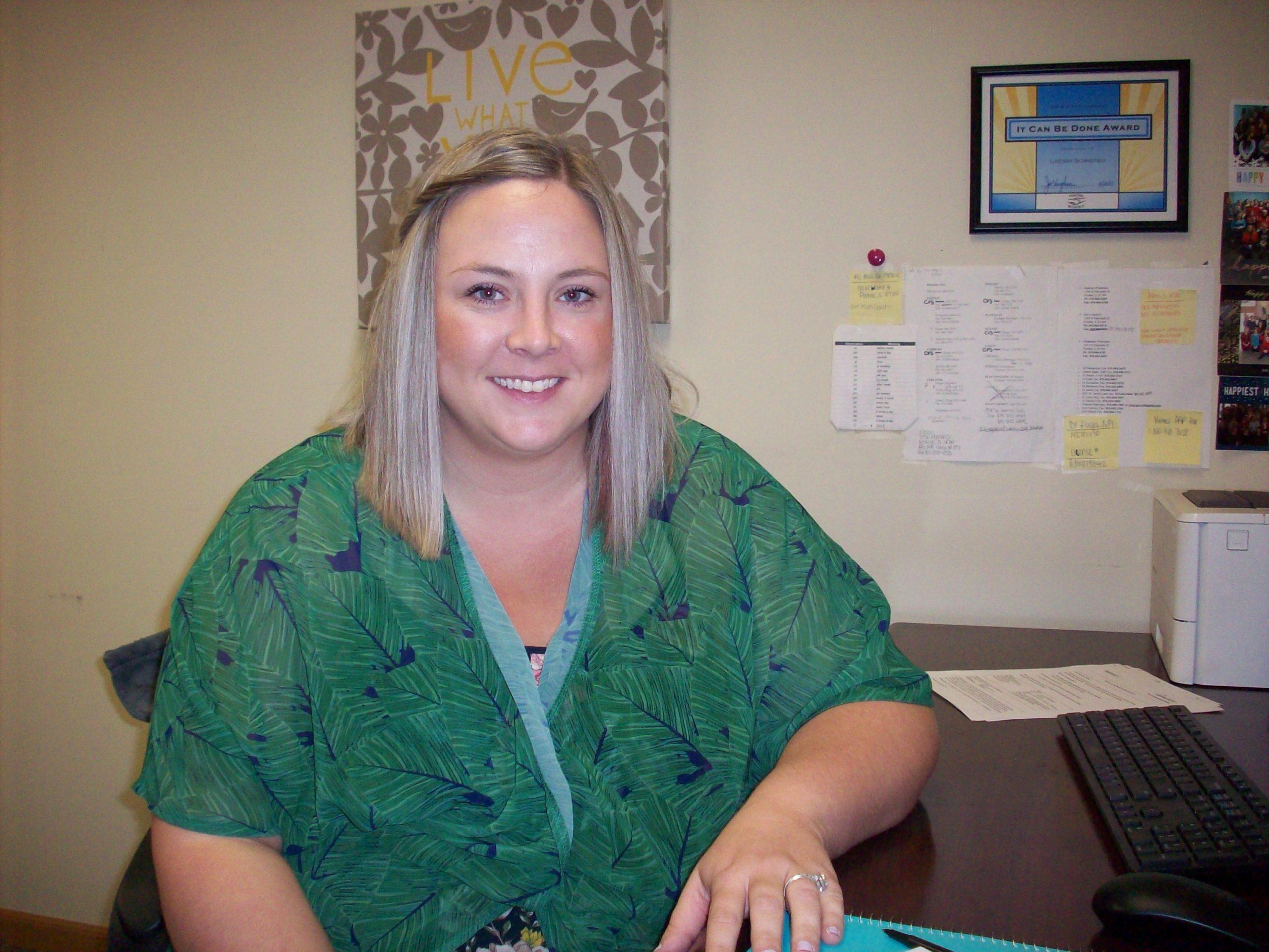 Lindsay Schneider, BS, MHP